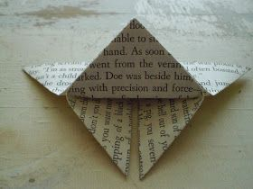 Todolwen (new): My Origami Butterfly How To