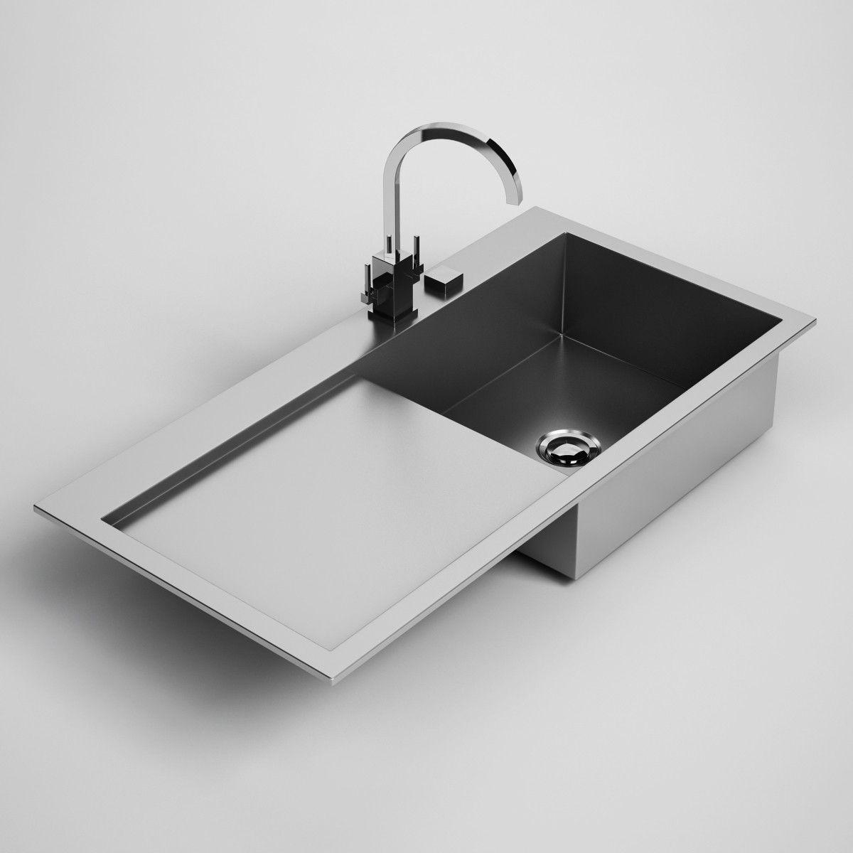 3d Model Kitchen Sink 24 Beautiful Kitchen Sink Kitchenmodelspictures Kitchen Sink Drainboard Drainboard Sink Kitchen Models