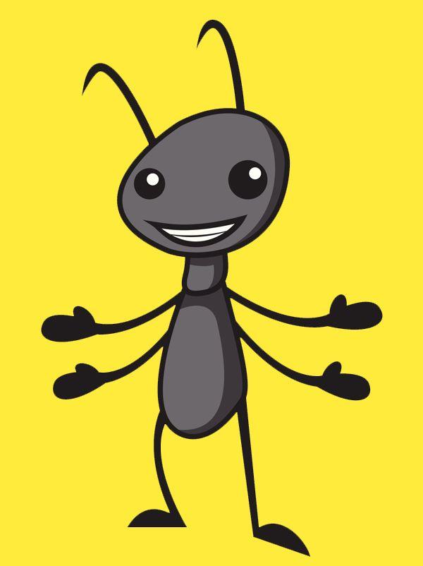 Une fourmi rouge fourmis rouge et comptines - Fourmis dans la cuisine ...