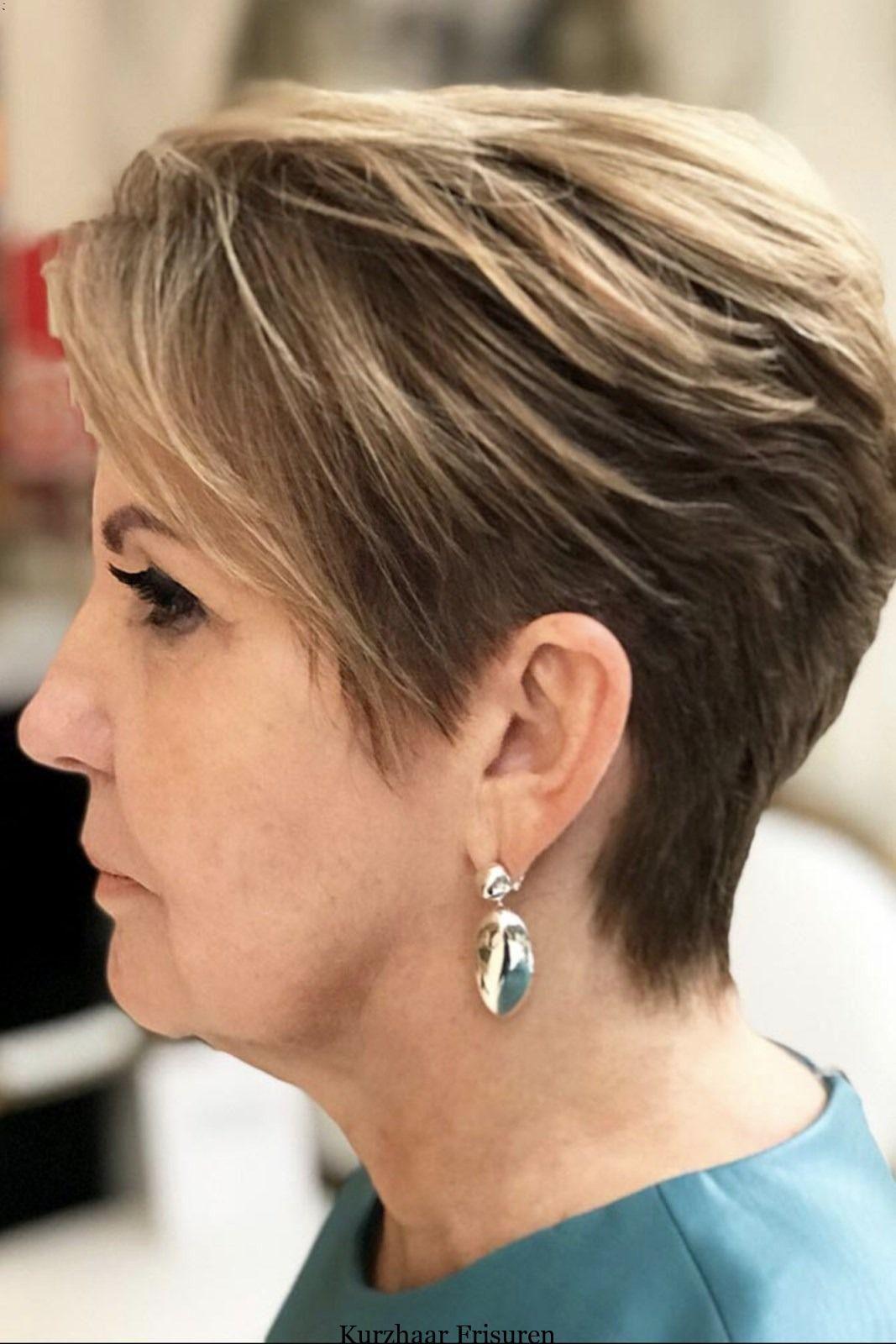 10 Neue Schon Frau Kurze Frisuren Fur 2020 Frisuren Frisuren