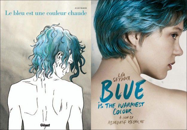 Comic adaptation \'Blue is the Warmest Color\' wins Palme d\'Or - Robot ...