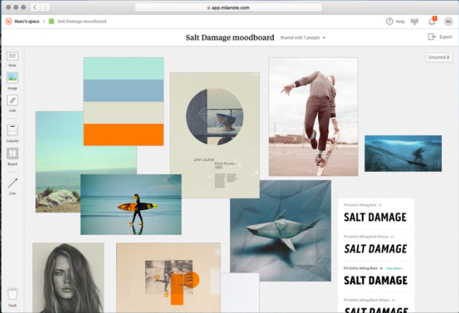 Creating Better Moodboards for UX Projects – UX Planet