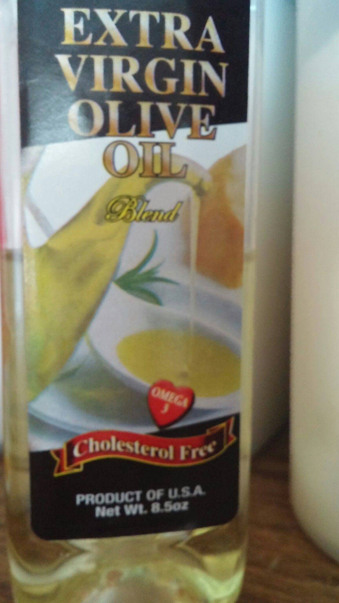The switch from vegetable or Canola oils to Extra Virgin Olive Oil