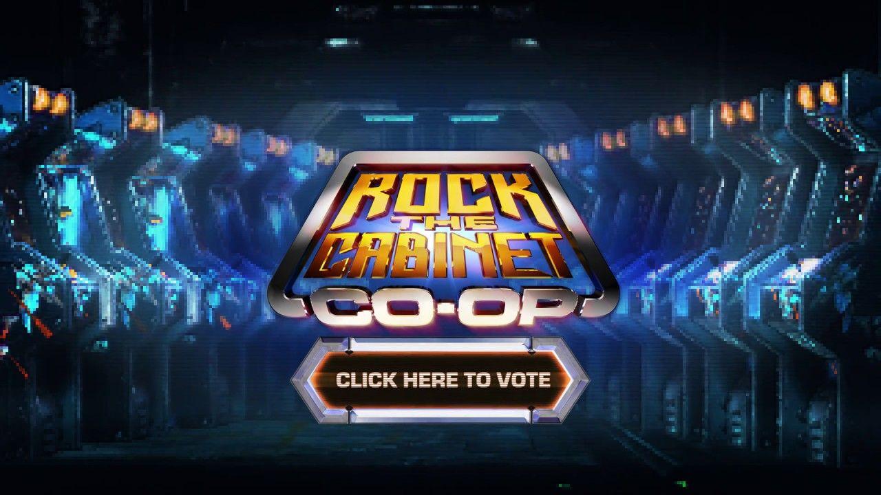 Rock the Cabinet Co-Op 2017: top ten finalist revealed play vote ...