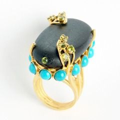Lovely ring, no?