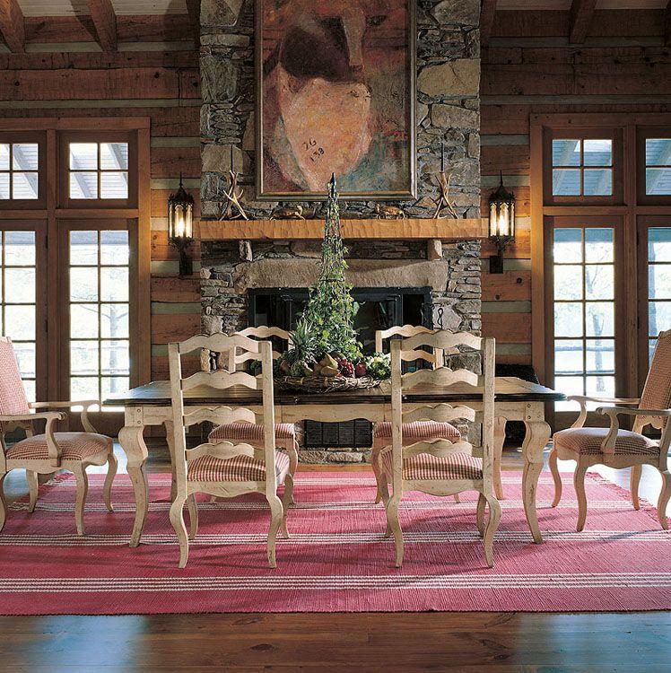 Amazing Century Furniture Dining Room Gathering Table 429 305   McElherans Fine  Furniture   Edmonton,
