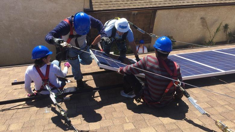 Solar Low-Income Installation 2-1