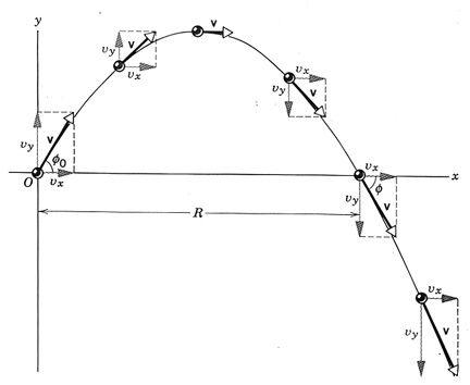 Dolores Gende: PhysicsQuest: PROJECTILE MOTION | Physics ...