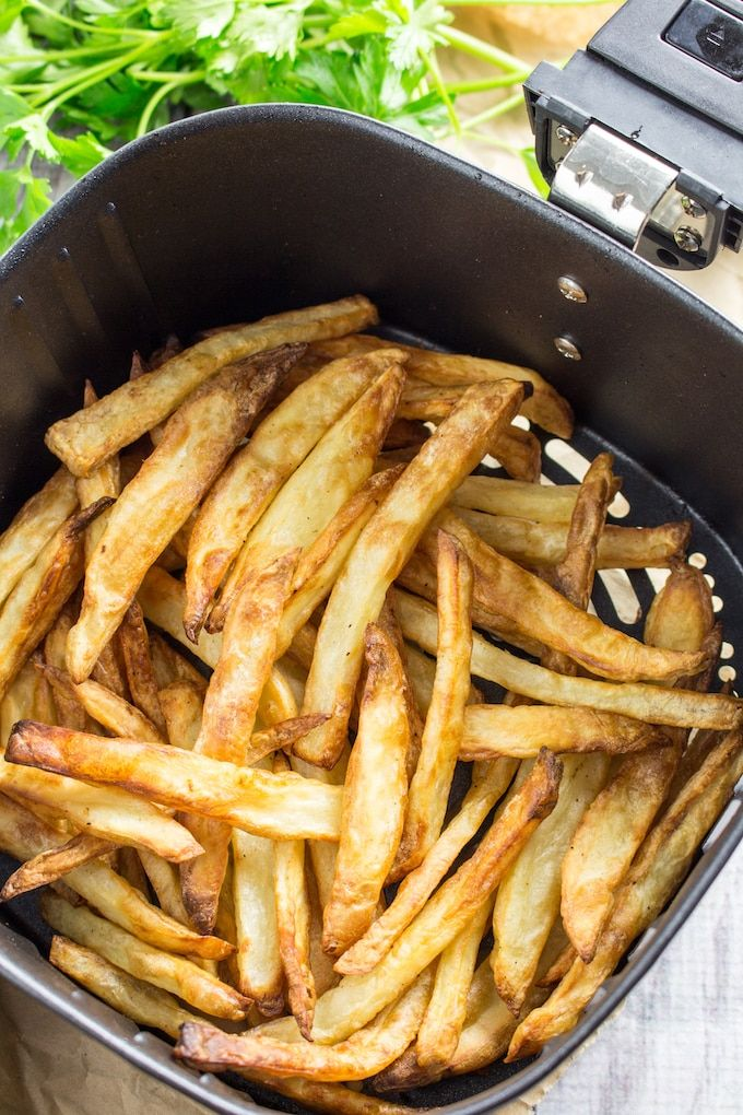 how to make french fries in air fryer Air fryer french
