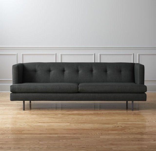 Brand New Cb2 Sofa Avec Sofa Modern Sofa Sofa Sofa Design