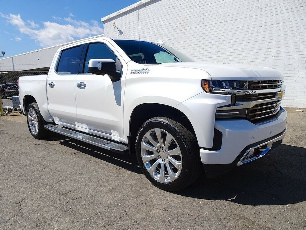 Ebay Advertisement 2019 Silverado 1500 High Country 2019