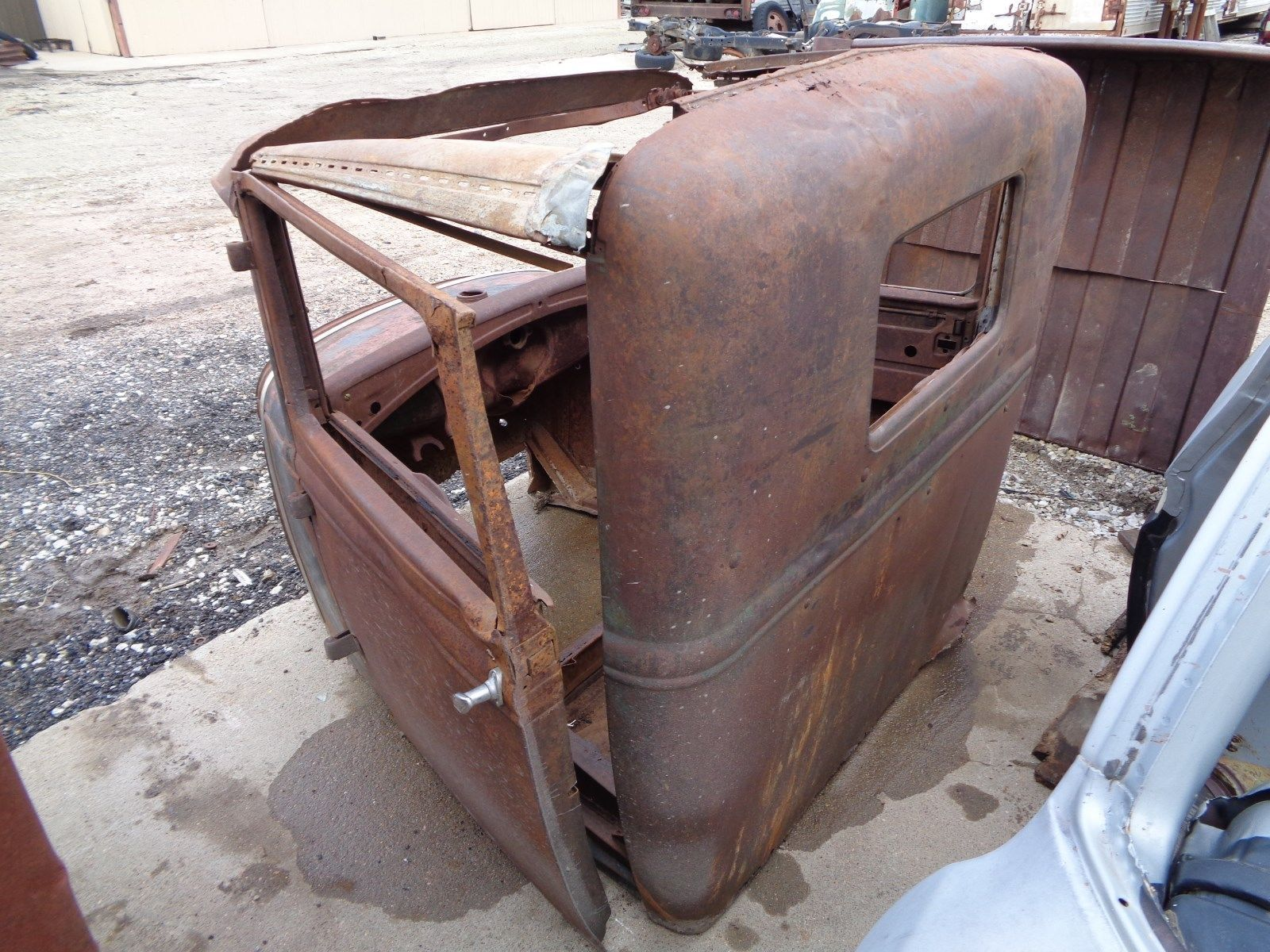 1930 30 1931 31 Ford Model A Pickup Truck Cab And Doors Ford