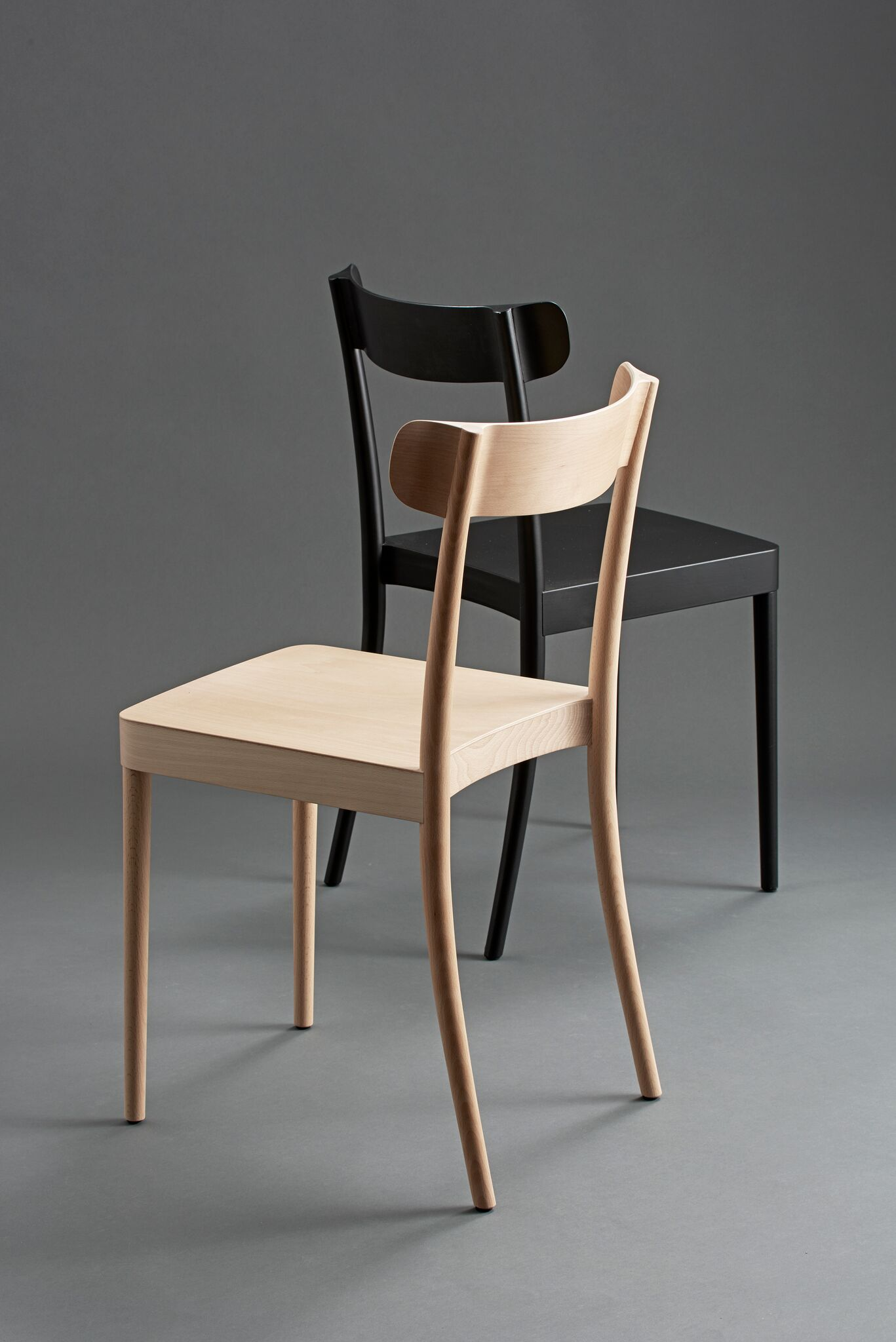 Petite  Minimal chairs, Wood chair design, Dining chairs