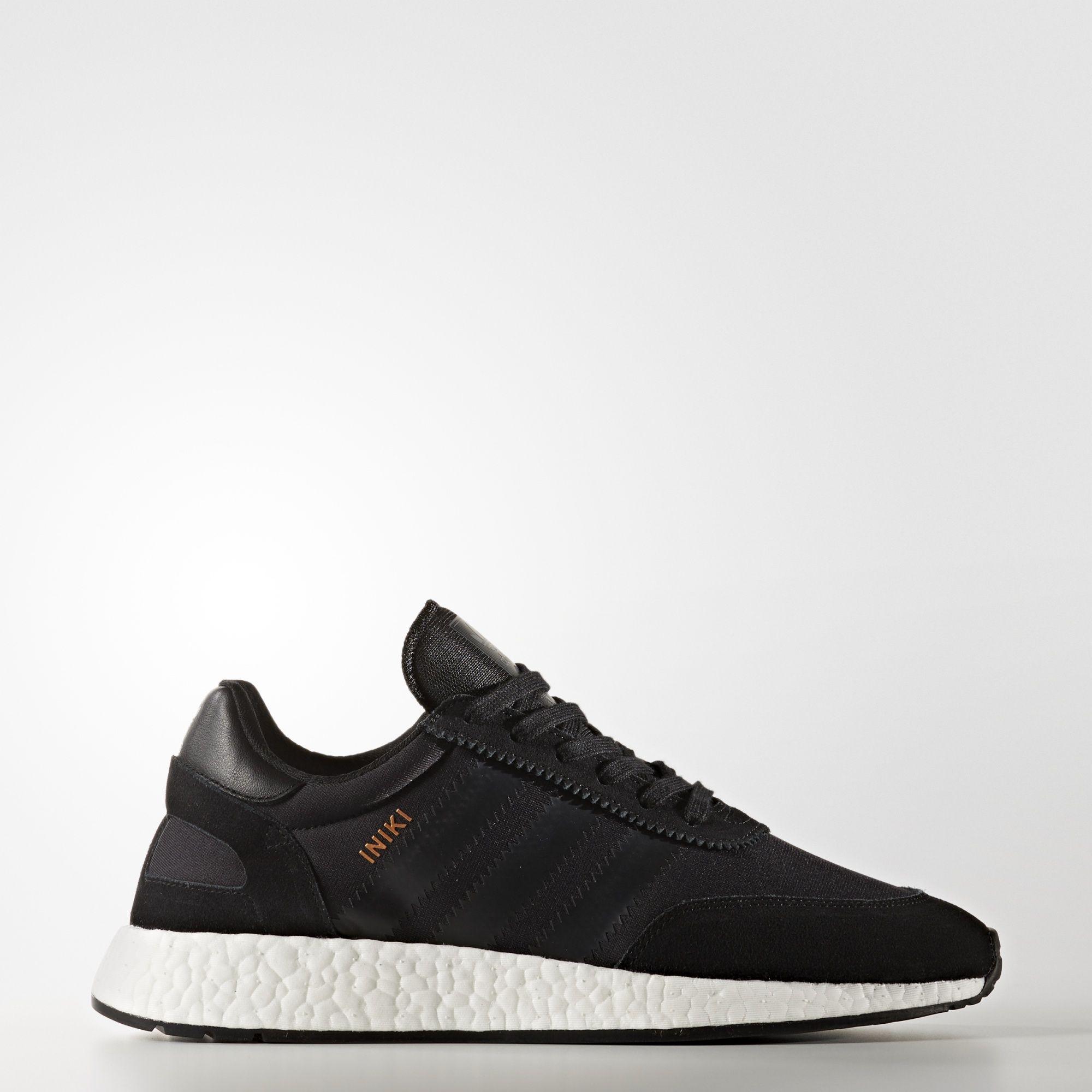 Core Black Iniki | Adidas iniki runner, Streetwear shoes, Adidas iniki