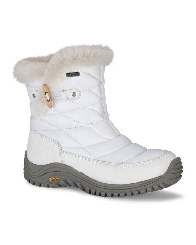 Ugg Womens Ambra White Snow Boots (6, White) UGG,http:/