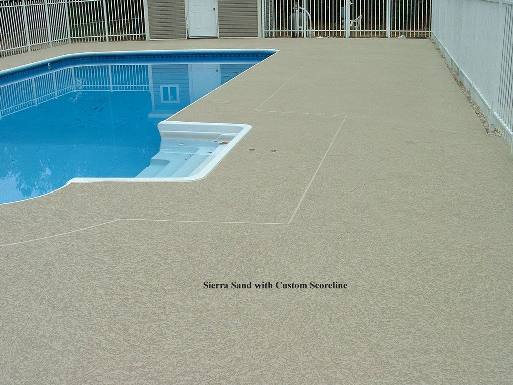 Concrete Pool Decks Photo Gallery Concrete Decks  Concrete Pool Decks Yorktown  Hawaii Pool And