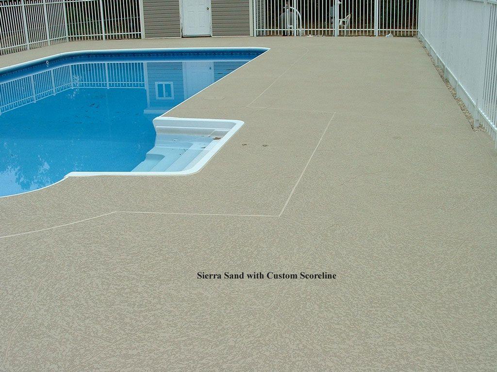 Concrete Pool Decks Photo Gallery Concrete Decks  Concrete Pool Decks Yorktown  Hawaii Pool And