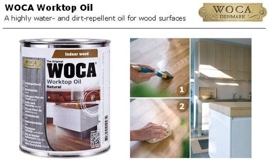 Woca Worktop Oil Available From Floorsonthego Woca