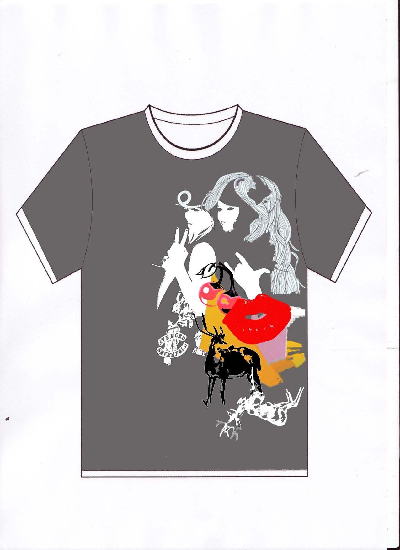 Shirt design inspiration - Modern T Shirt Designs T Shirt Designs