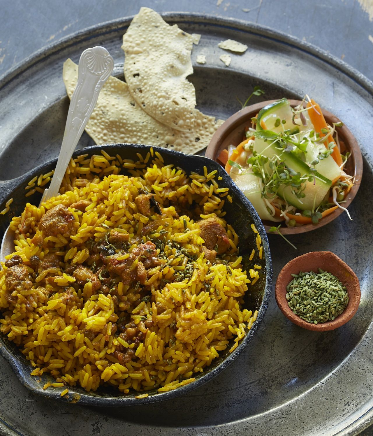 Chicken breyani the indian way durban south african recipes food forumfinder Image collections