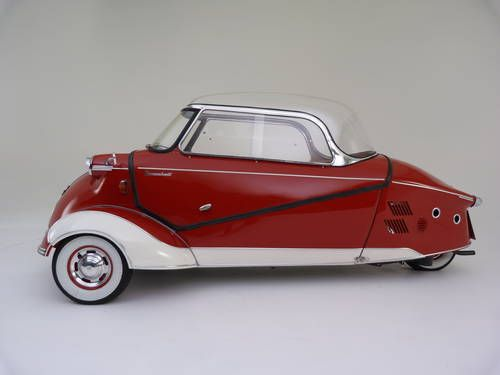 Sold Messerschmitt Kr200 3 Wheeler Microcar Auctions