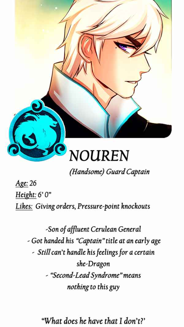 Subzero Character Info Captain Nouren Of The Azure Clan Webtoon Webtoon Comics Anime