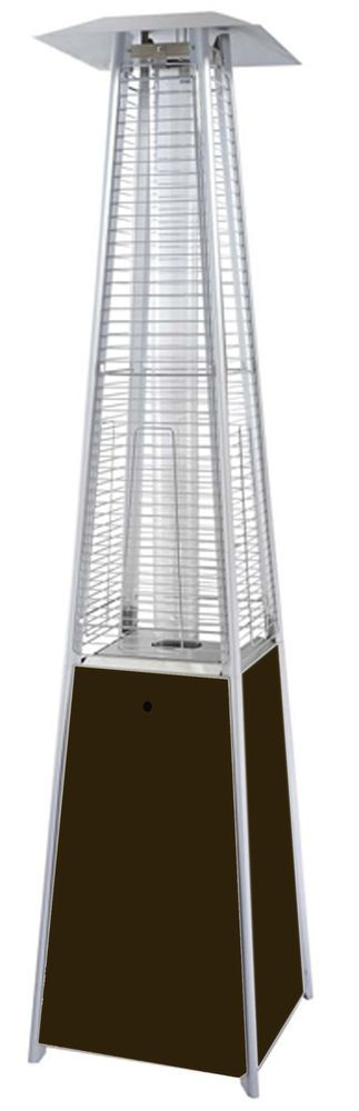 AZ Patio Heaters Tall 40000 BTU Propane Patio \u2026 Yard, Garden and