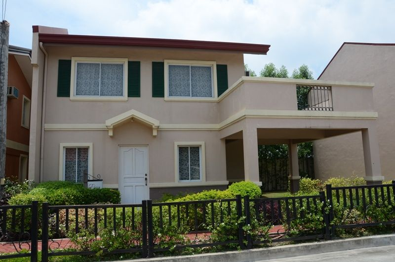 Elaisa House Model With Images House Two Storey House House Styles