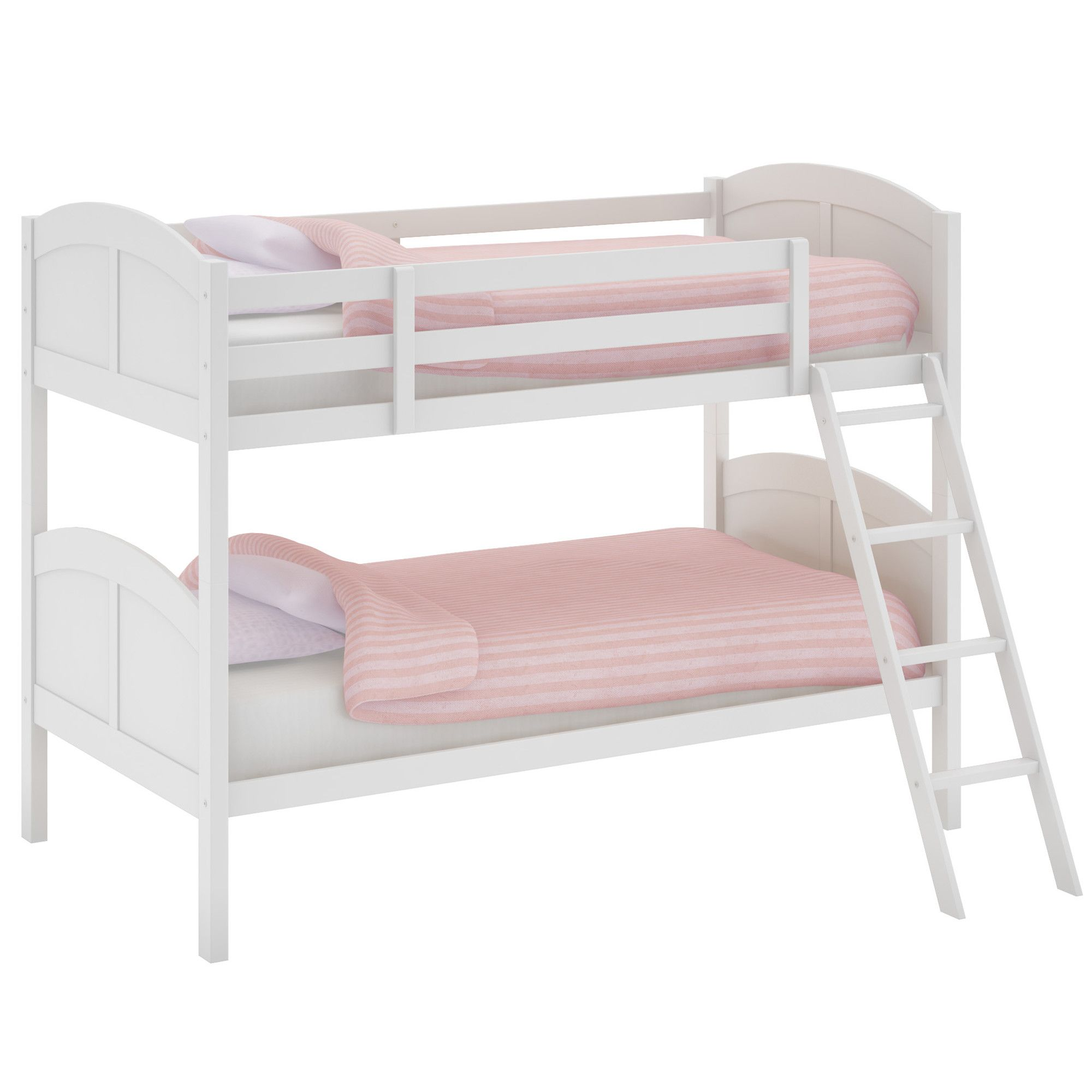 Dcor Design Concordia Twin Bunk Bed With Removable Ladder Reviews