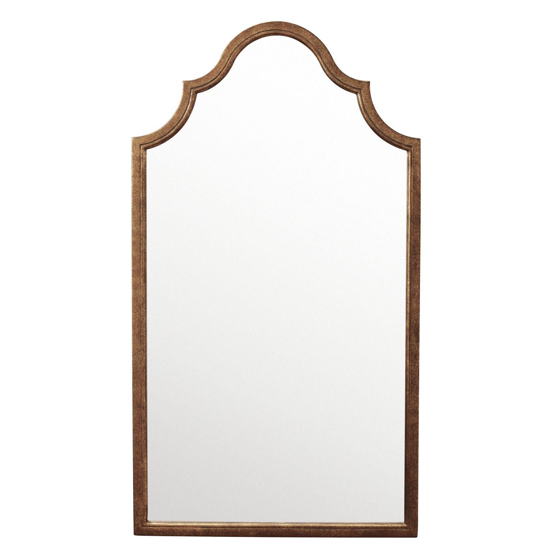 Kichler Wall Mirror & Reviews | Wayfair - guest bathroom mirror ...