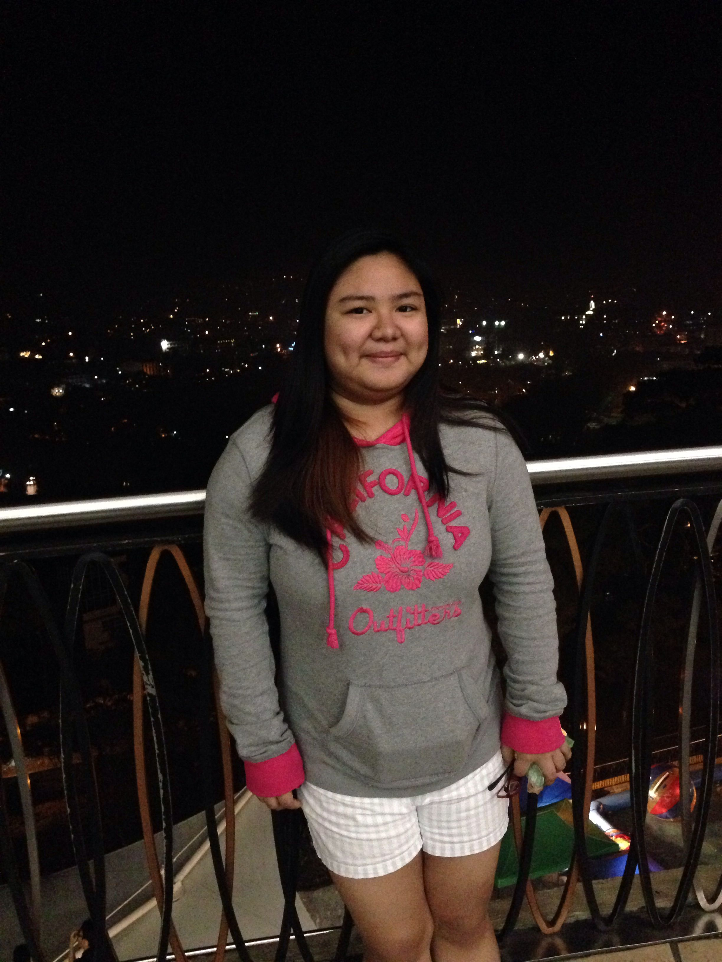 Cold night @ Baguio City