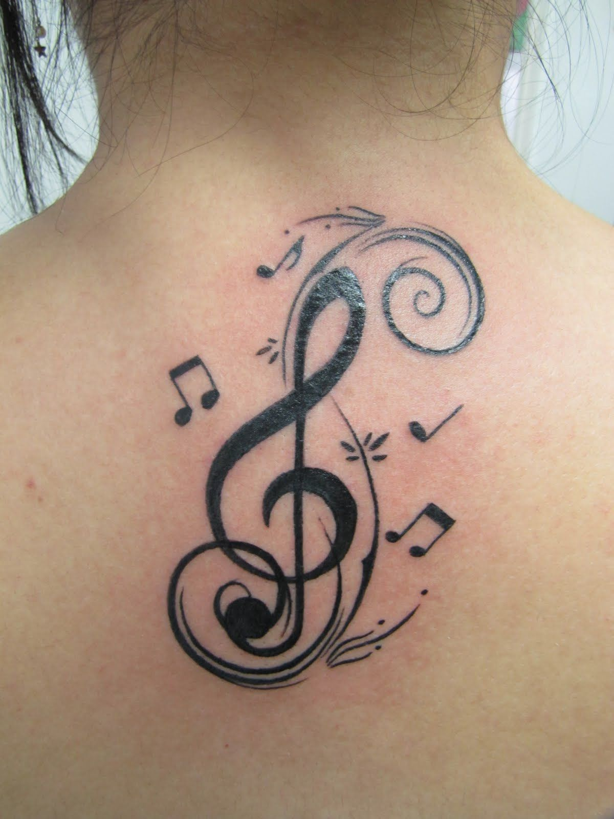 Clave De Sol Tattoo Pulso Pesquisa Google Nieuwe Tattoo