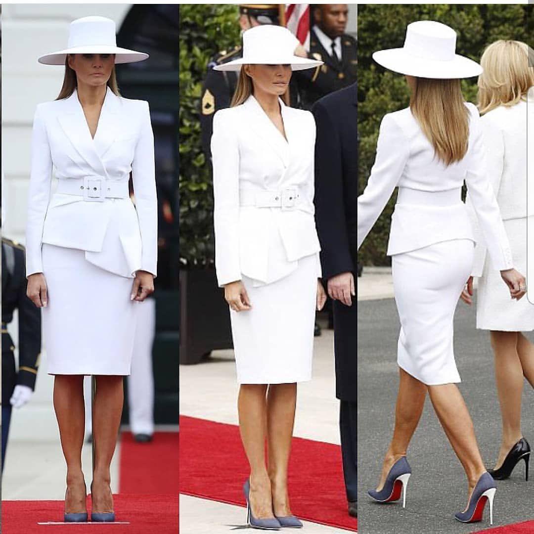 Never Forget Melania Trump Christianlouboutin Fashion Melaniatrump Fashionable Elegance Stylefilemiami Igfashi Trump Fashion Fashion Milania Trump Style
