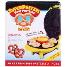 I Want This Superpretzel Soft Pretzels Maker Soft Pretzels Pretzel Maker Super Pretzel