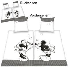 Herding 447862250 Bettwäsche Disneys Mickeyminnie Mouse Im