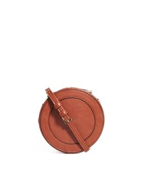 Image 1 of ASOS Vintage Style Drum Cross Body Bag