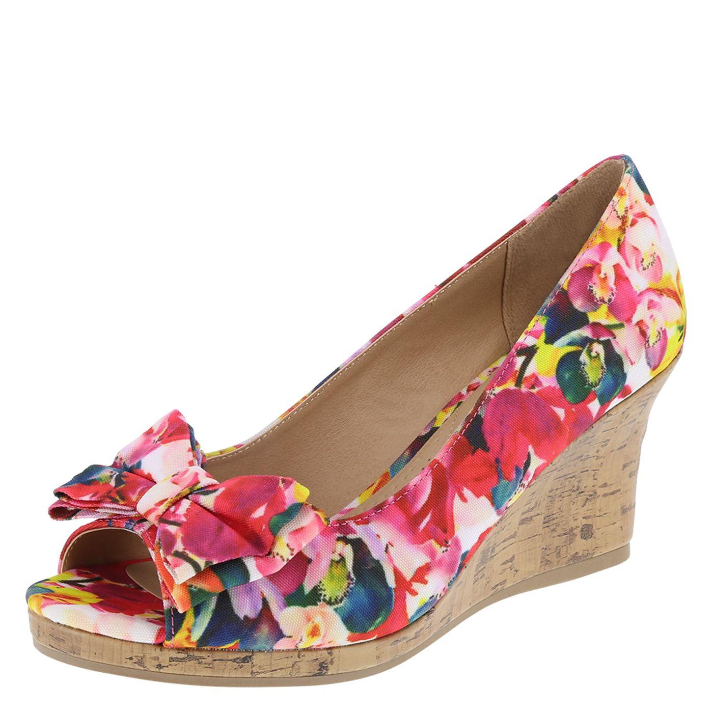 966066e0e7 dexFlex Comfort Cate Women's Bow Wedge Heel   Payless   Pretty ...