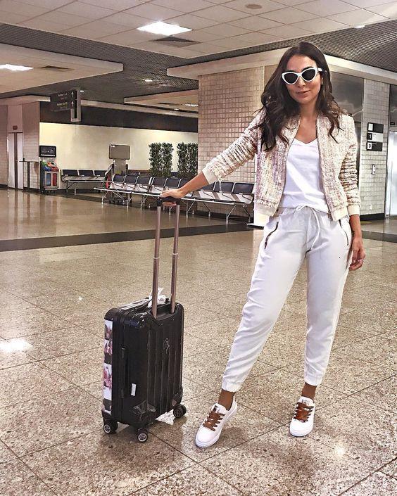 10 looks confortáveis para viajar em 2020 | Idéias de moda