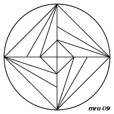 Resultado de imagen para como hacer mandalas faciles mandalas