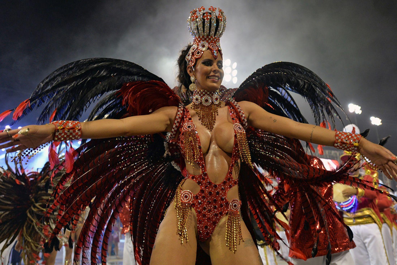 Brazilian samba women sucking dicking during carnival in rio 5