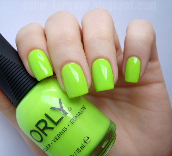 Orly Thrill Seeker | Nails! Nails! Nails! | Pinterest