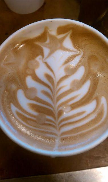 Christmas Tree By Dhill Latte Art Coffee Art Coffee Art Latte Art Coffee Latte Art