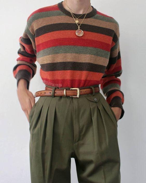 25 Damenpullover Blusen für Sie In diesem Winter Outfit Mode Casualoutfit Mode ..., #Blusen ...