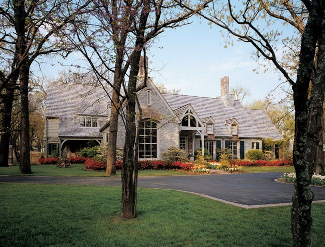 Country French Classics Exterior French Country House French Country Style Countryside House