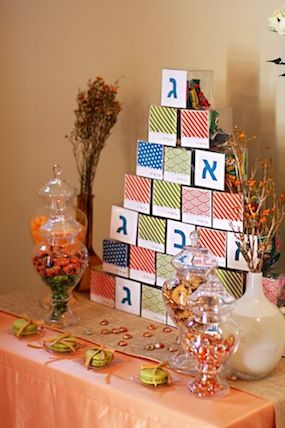Party for upsherin Great fall ideas Table Toppers Pinterest