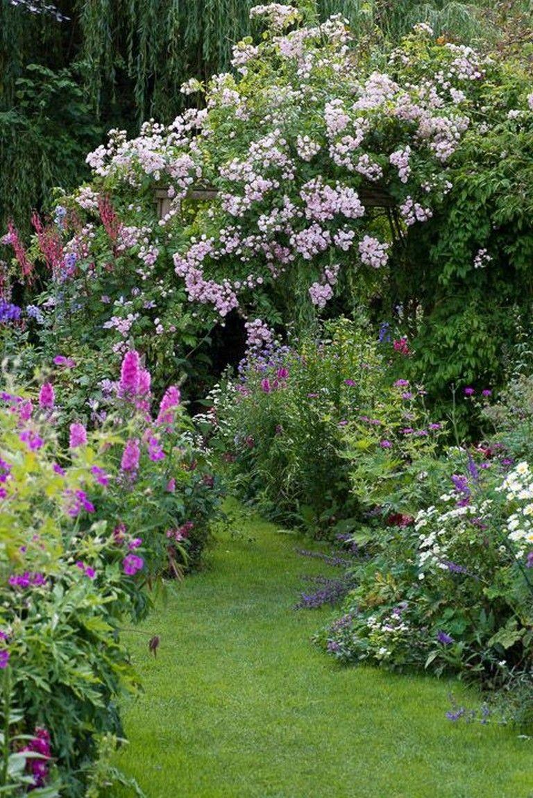 35 Lovely Cottage Garden Design Ideas For Your Dream House Cottage Garden Cottage Garden Design Garden Design