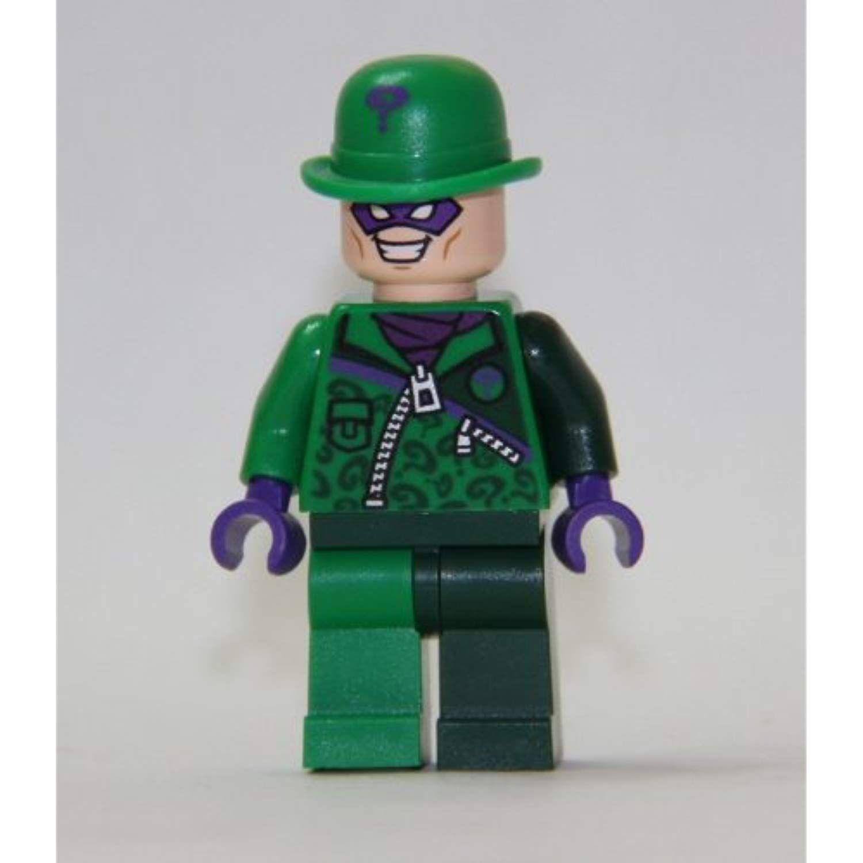 LEGO DC Comics Super Heroes LOOSE Riddler Minifigure