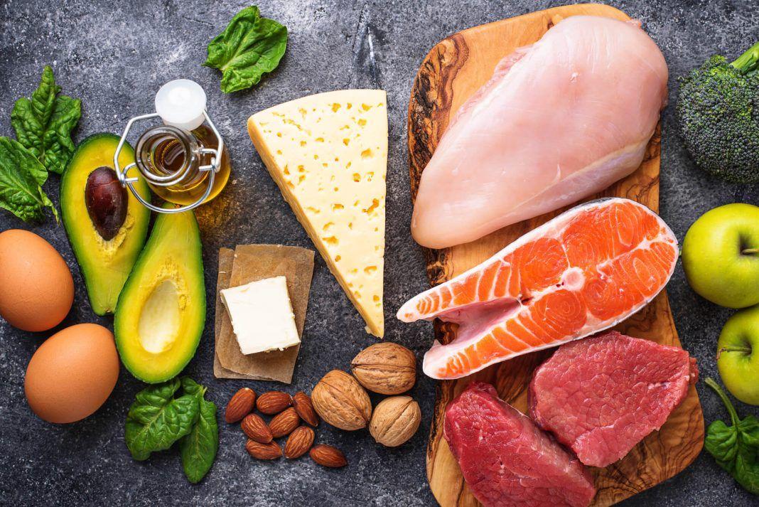 o que se deve comer na dieta cetosisgenica