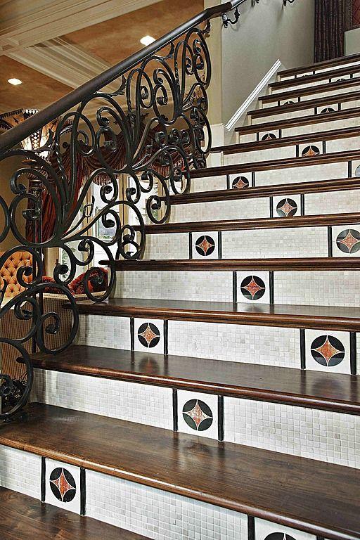 Tile Staircase