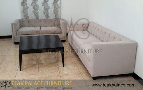 Bogor Sofa Minimalis Ruang Keluarga Harga Murah